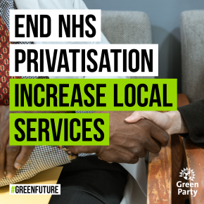 end NHS privatisation