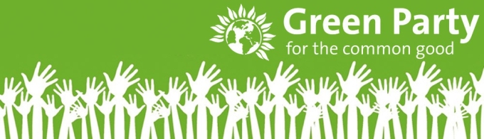 Join the Green Party Today and make a difference