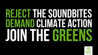 Help us Campaign to get more Green Votes