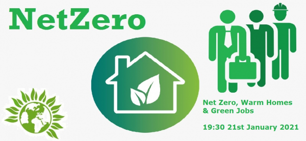 Net Zero warm Homes Green Jobs