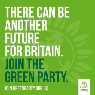 Join the Green Party and help build a better future